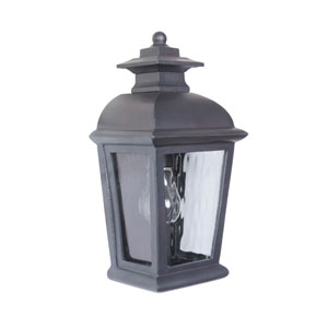 Branbury Oiled Bronze One-Light 13-Inch Outdoor Wall Mount