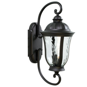 Frances Large Outdoor Wall Mount