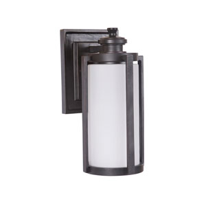 Remi Oiled Bronze Brushed Six-Inch Outdoor Wall Sconce
