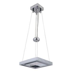 Balance Chrome 13-Inch LED Pendant