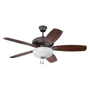 Forza Espresso Three-Light Ceiling Fan