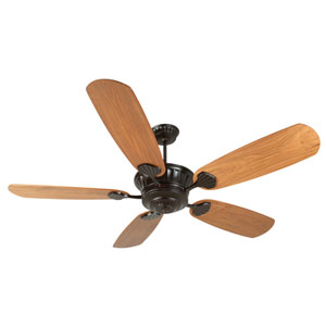 DC Epic Oiled Bronze Ceiling Fan with 70-Inch Epic Walnut Satin Blades