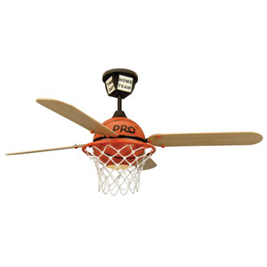 ProStar Basketball Ceiling Fan