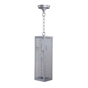 Deka Chromite 5-Inch One-Light Outdoor Pendant