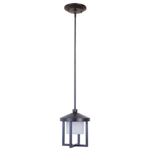 Alta Midnight 8-Inch LED Outdoor Pendant