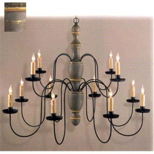 Williamstown Two Tier Chandelier