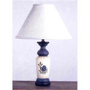Serenity Bird Motif Table Lamp