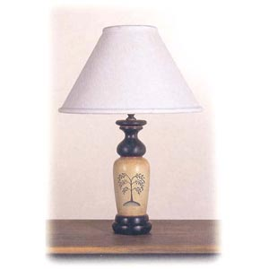 Harvest Table Lamp
