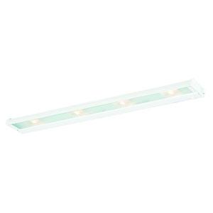 Counter Attack White 32-Inch Four Light Xenon Under Cabinet Light