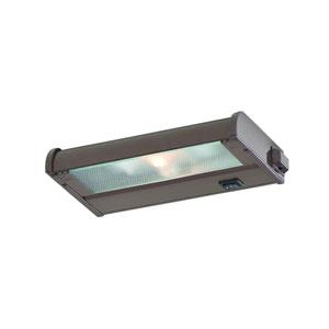 Counter Attack Bronze 8-Inch One Light Xenon Under Cabinet Light