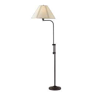 Dark Bronze 68-Inch One-Light Floor Lamp