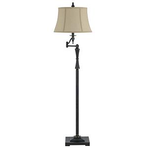 Madison Oil Rubbed Bronze One-Light Floor Lamp