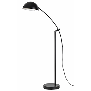 Pinehurst Dark Bronze One-Light Arc Floor Lamp