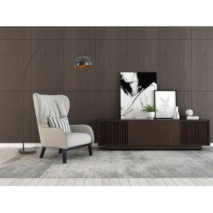 Ragusa Dark Bronze One-Light Floor Lamp