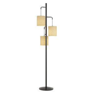 Kirkwall Dark Bronze Three-Light Floor Lamp