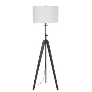 Pratt Oil Rubbed Bronze One-Light Floor lamp