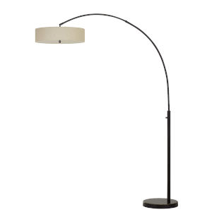 Chardon Dark Bronze Integrated LED Floor lamp