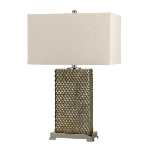 Tavros Argent One-Light Table lamp