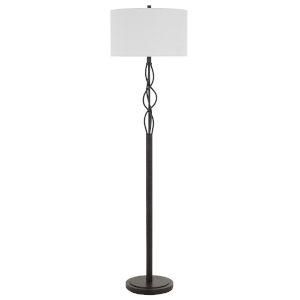 Antony Textured Bronze One-Light Floor lamp