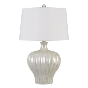 Afragola Pearl One-Light Table lamp