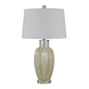 Rovigo Ivory One-Light Table lamp