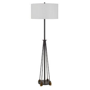 Bellewood Textured Bronze One-Light Floor lamp