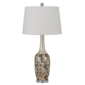 Paxton Gray One-Light Table lamp