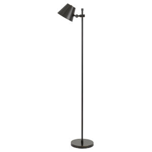 Vaduz Dark Bronze LED Floor Lamp