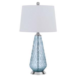Mayfield Aqua Blue LED Table Lamp