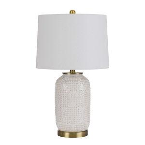 Sedalia Ivory LED Table Lamp