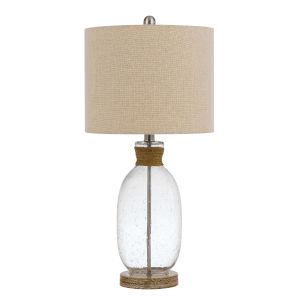Seymour Bubble Glass LED Table Lamp