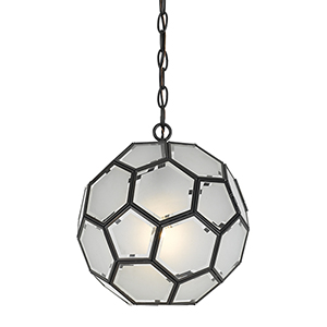 Pablo Glass One-Light Pendant