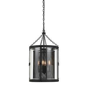 Westchester Blacksmith Four-Light Chandelier