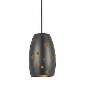 Oil Rubbed Bronze One-Light Mini Pendant