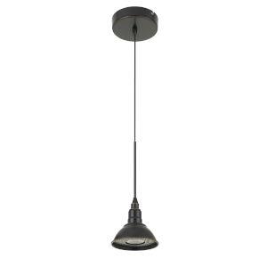 Kampia Dark Bronze Integrated LED Mini Pendant