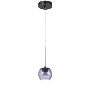 Ithaca Dark Bronze Integrated LED Mini Pendant