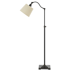 Oil Rubbed Bronze 63-Inch One-Light Floor Lamp