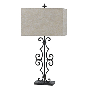 Blacksmith 31-Inch One-Light Table Lamp