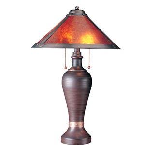 San Gabriel Mica Table Lamp