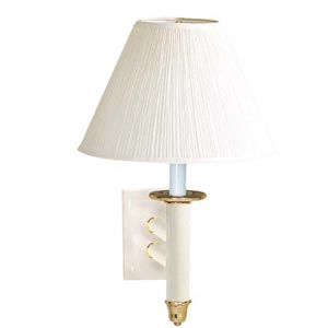 Commerce One-Light Fixed Arm Lamp