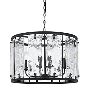 Blacksmith Six-Light Pendant