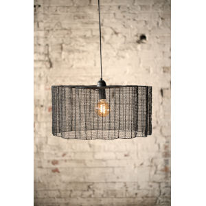 Distress Grey One-Light Pendant