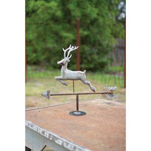 Deer Table Top Zinc Weathervane