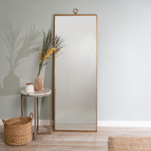 Zola Gold Wall Mirror