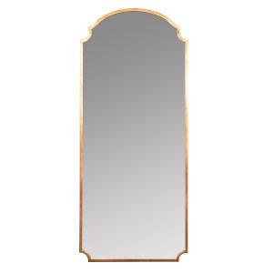 Saxton Gold 70-Inch Floor Mirror