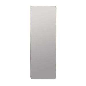 Melrose Gold 68-Inch Standing Mirror