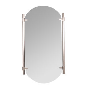 Phoebe Silver 34-Inch Vertical Wall Mirror