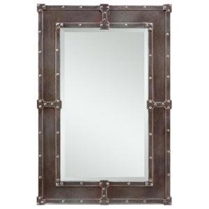 Copper Lamare Mirror