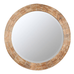 Kettler Natural Wood Mirror