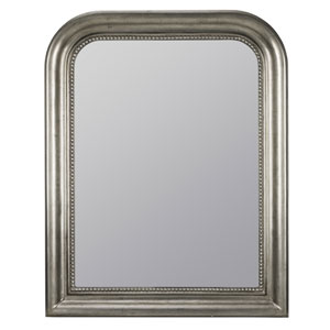 Kwango Antique Silver Mirror
